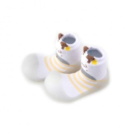 Zapato Chameleon GIRAFE gateo y caminar bebé