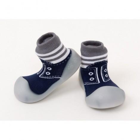 Zapato Chameleon SNEAKERS BLUE gateo y caminar bebé