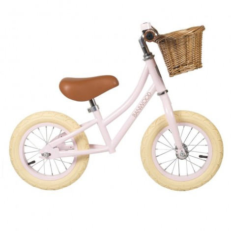 Balance Bike Banwood first go pink - rosa