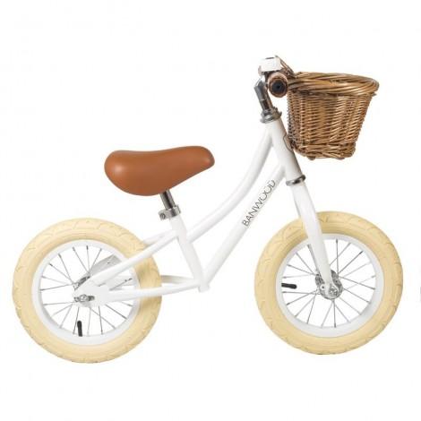 Balance Bike Banwood first go white