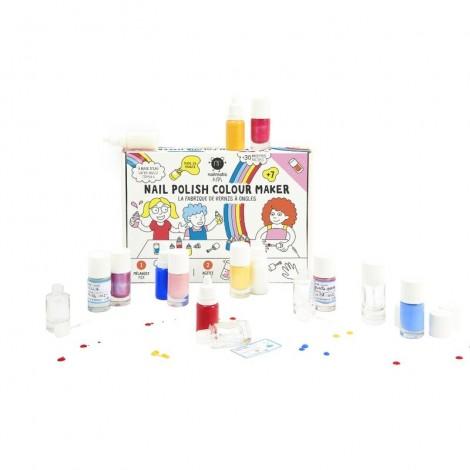 Fábrica de esmaltes de uñas infantil Nailmatic