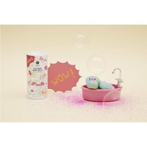 Sales de Baño Rosa con burbujas Nailmatic