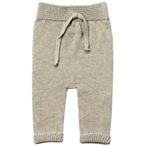 Pantalón bebé WILL STONE tricot algodón