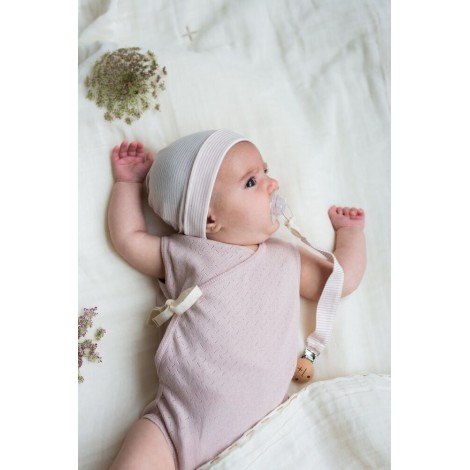 Body AMELIE de bebé en NUDE