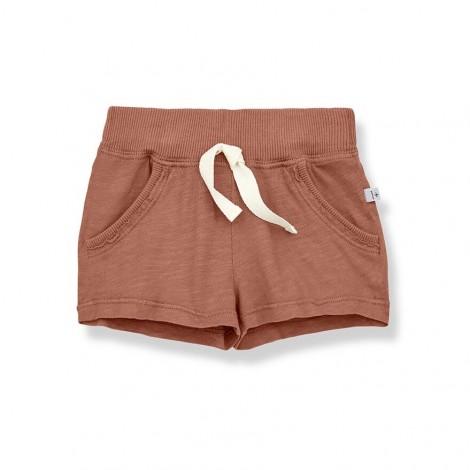 Pantalón corto bermuda LUIS de bebé en ROIBOS