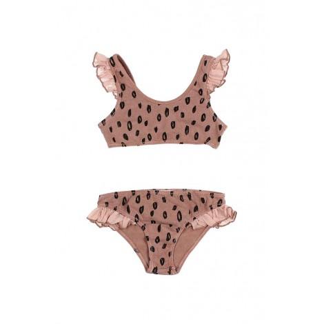"""Bikini niña MILOS & OLIMPIA """"Animal"""" en COCOA"""