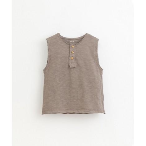 Camiseta niño sin mangas flamé en HEIDI