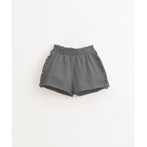 Pantalón corto niña con volantes en HEIDI
