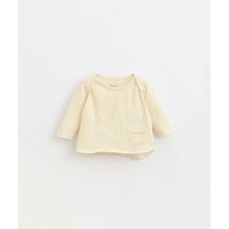 Camiseta bebé con bolsillo en DANDELION