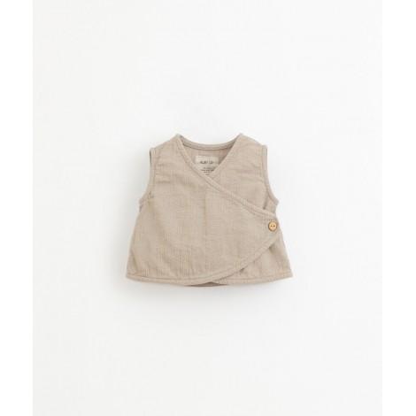 Blusa bebé cruzada en BICHO