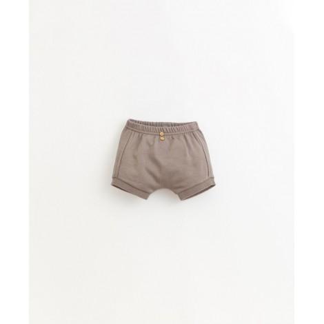 Pantalón corto bebé afelpado en HEIDI