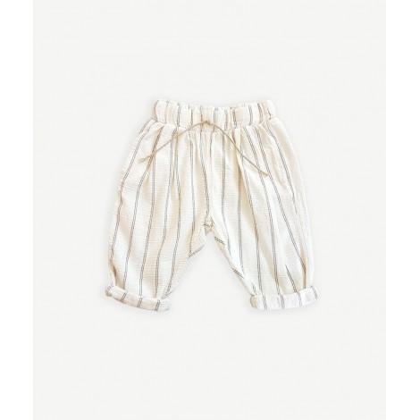 Pantalón largo bebé rayas en DANDELION