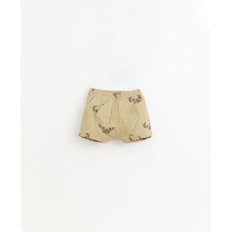 Pantalón corto bebé bolsillo en JOAO