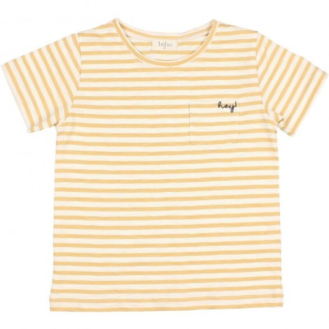 Camiseta infantil MARCO rayas en SUN