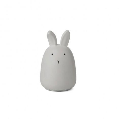 Luz de noche Winston Rabbit dumbo grey