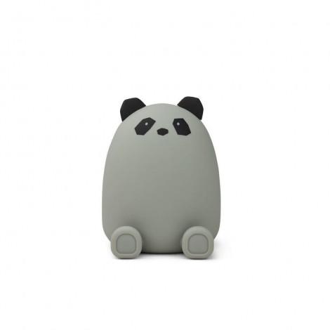 PALMA hucha para guardar dinero Panda dove blue