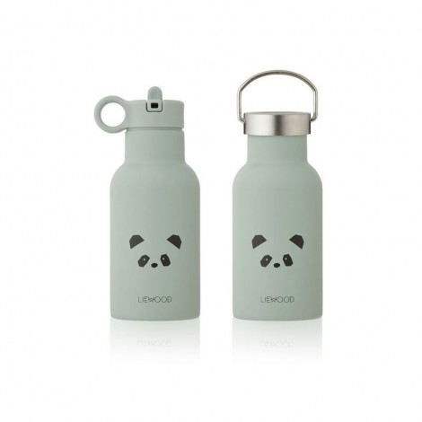 Botella de agua anker Panda dusty mint