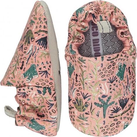 Zapatitos bebé Poco Nido Reef rosa mini shoes