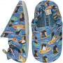 Zapatitos bebé Poco Nido PENGUINS BLUE mini shoes