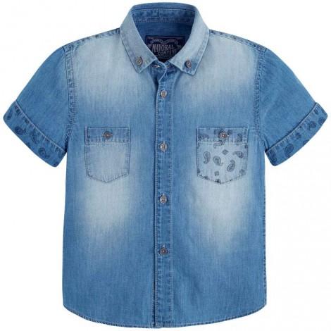 Camisa m/c tejana