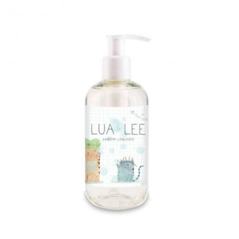 Jabón baño bebé de Lua&Lee liquido 250ml