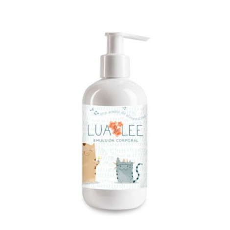 Body Milk para bebé de Lua&Lee 250ml ÚNICO UNICA