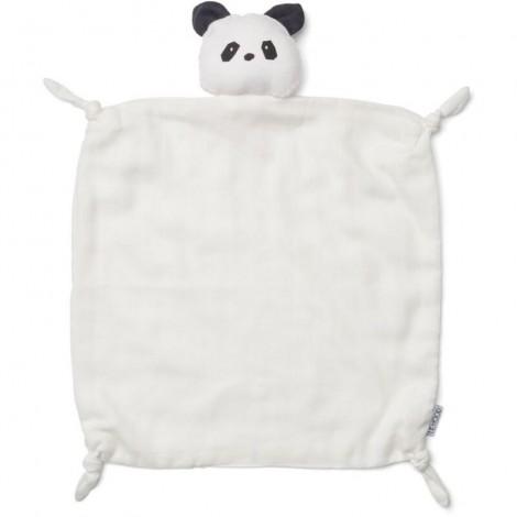 Doudou Agnete bebé Panda creme de la creme