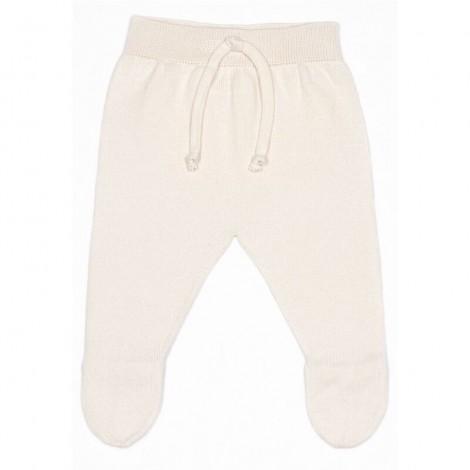 Pantalón bebé polaina LIAM CREAM