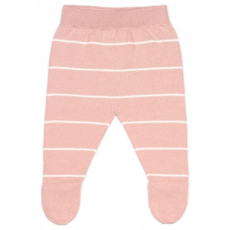 Pantalón bebé polaina RAY ROSE rayitas