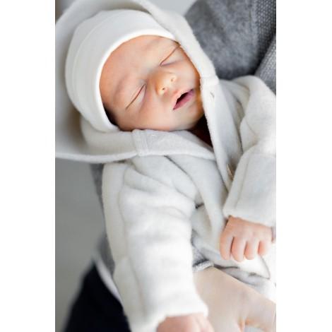 Pelele polar BEATE de bebé en CRUDO