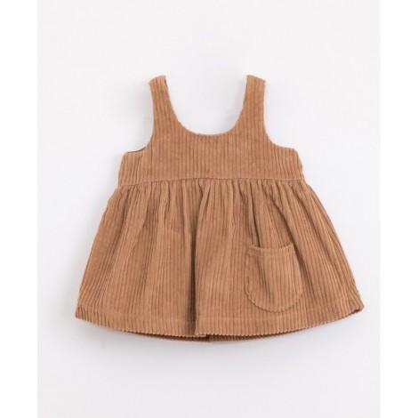 Vestido pichi Pana bebé  en PAPER