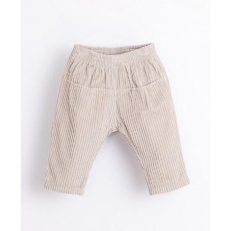 Pantalón Pana bebé bolsillos en SIMPLICITY