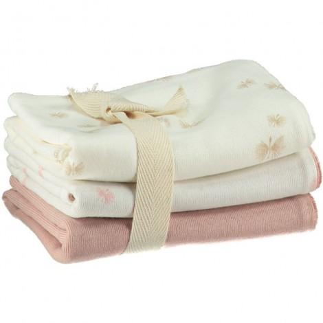 Pack x 3 toallas lactancia bebé MULTI FLY