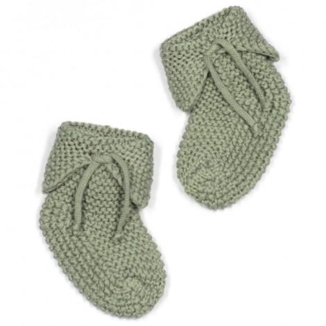 Botita bebé MARCO MINT calcetín algodón