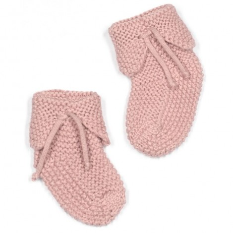 Botita bebé MARCO PALE ROSE calcetín algodón