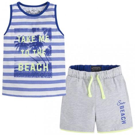 Conj. punto tirantes beach