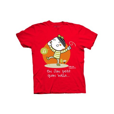 CAMISETA EN JAN PETIT M/C