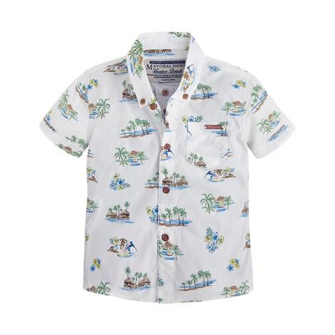 Camiseta/camisa estampada
