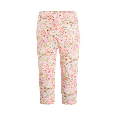 Leggings estampado flores