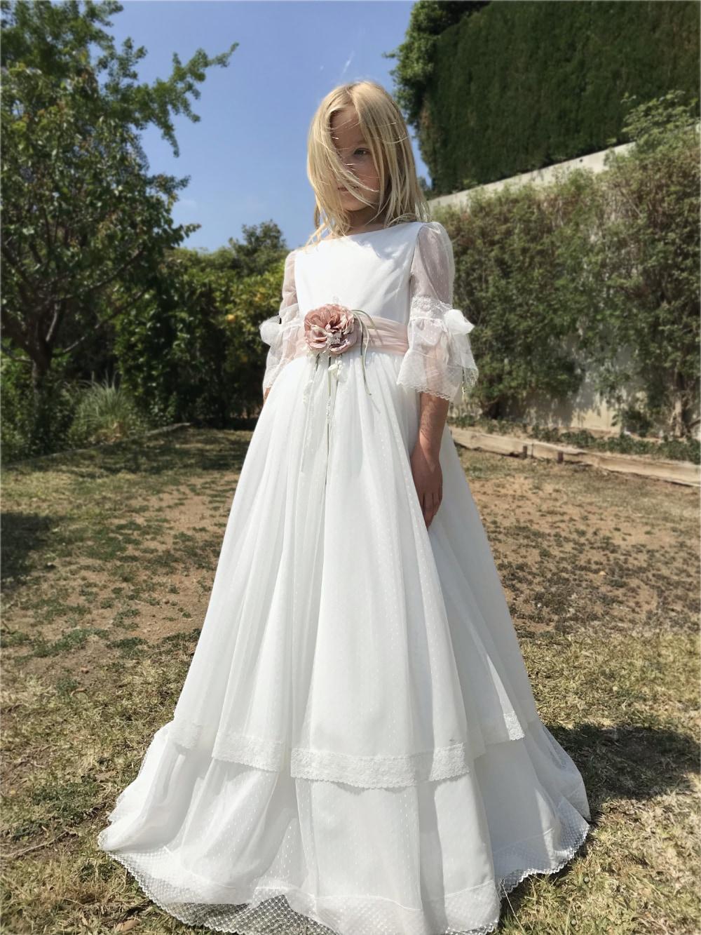 Vestido comunión Curto 2109