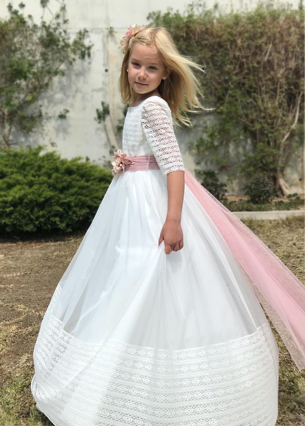 Vestido comunión Curto modelo 2110
